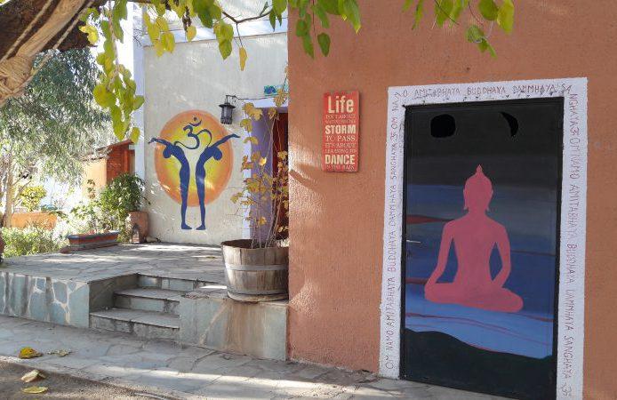 Meine 12 Tage Thai Yoga Massage Kurs im Sunshine House Griechenland